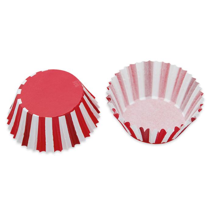 Colore Confezione da 48 Blu Pirottini per Cupcake e Muffin