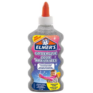 ELMER'S COLLA IN GEL LIQUIDA ARGENTO 177ML
