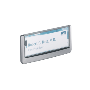 DURABLE CLICK SIGN 149 X 52.5 MM.