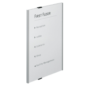 DURABLE INFO SIGN 297X420MM (A3 VERTICALE)