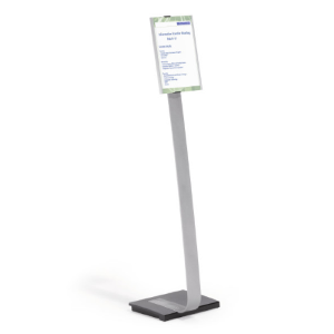 DURABLE INFO SIGN STAND PAVIMENTO A4