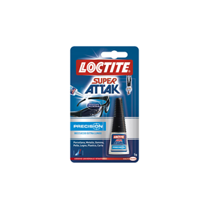 COLLA SUPER ATTAK LOCTITE 5 GR.