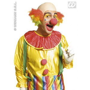 CALOTTA CLOWN MULTICOLORE