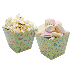 SWEETY BOX CANDY CM 6.5 X 8 X 6.5 CONF DA 6 FESTE E PARTY